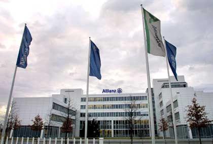 Allianz-Zentrale in München: Aufsichtsrat verkleinert, Vorstand umbesetzt