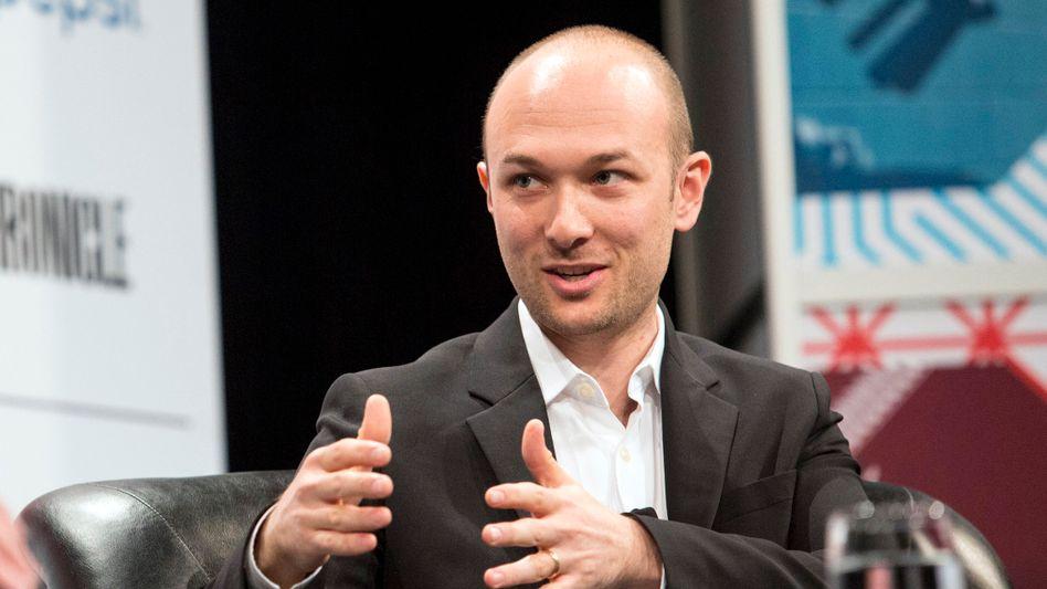Lyft-CEO Logan Green: Investoren wehren sich gegen umfangreiche Stimmrechte für den Fahrdienst-Mitgründer nach dem Börsengang