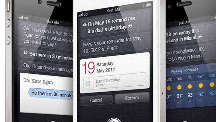 Apple-Zirkus: Neues Telefon, altes Telefon