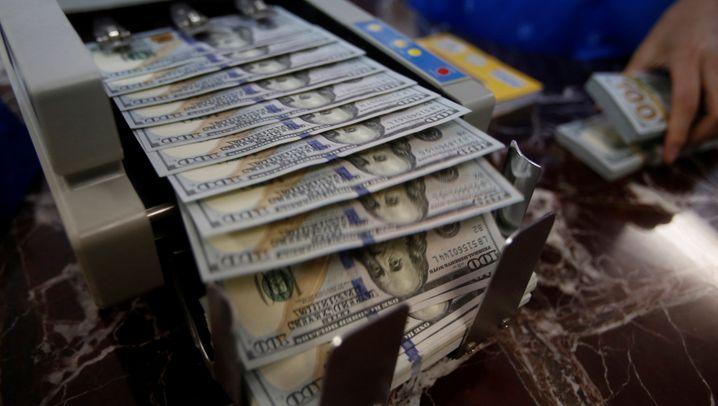 Cash-Könige: Diese Konzerne schwimmen im Geld