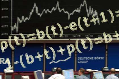 Die Formel: Quant-Fondsmanager hüten das Geheimnis ihrer Modelle