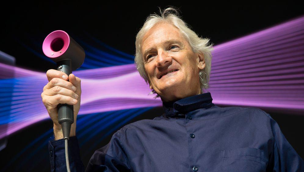 James Dyson: Die wichtigsten Produkte des Technik-Pioniers