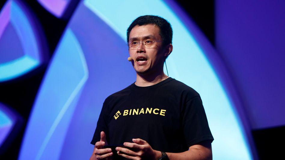 """Binance-Chef Zhao: """"In der Kryptowelt gibt es keinen normalen Tag. Irgendwas ist immer komisch."""""""