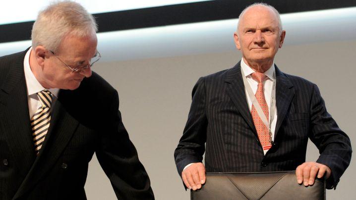 VW Aufsichtsrat: Das sind die Mitglieder des AR-Präsidiums