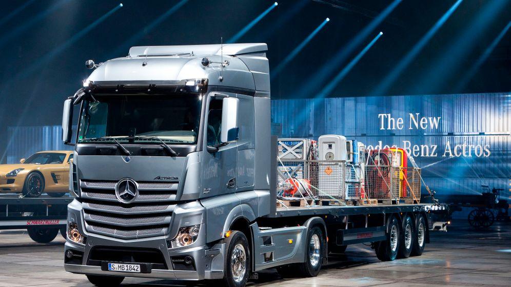 Daimler vor Dongfeng: Die zehn größten Lkw-Hersteller der Welt