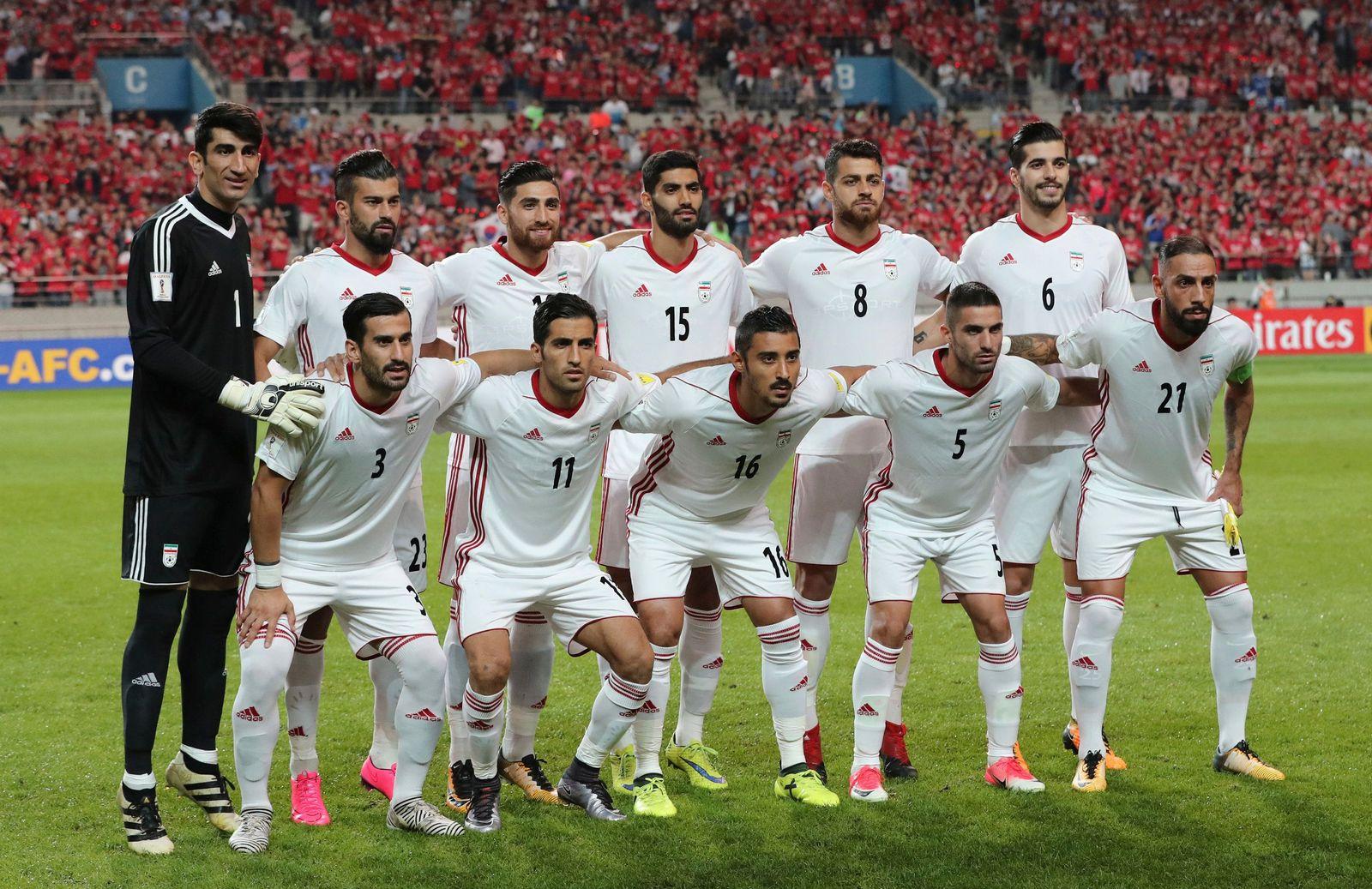 WM 2018 - Iran