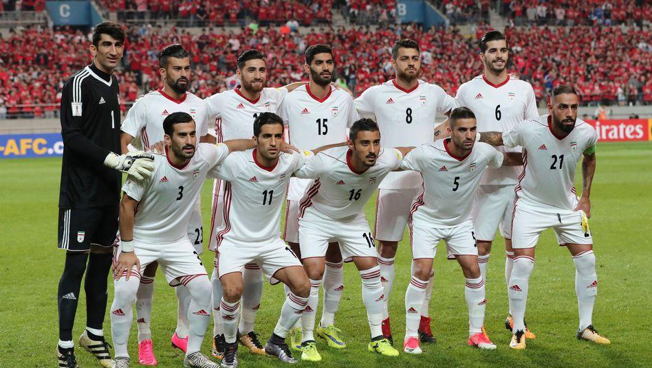 Irans Fußballnationalmannschaft