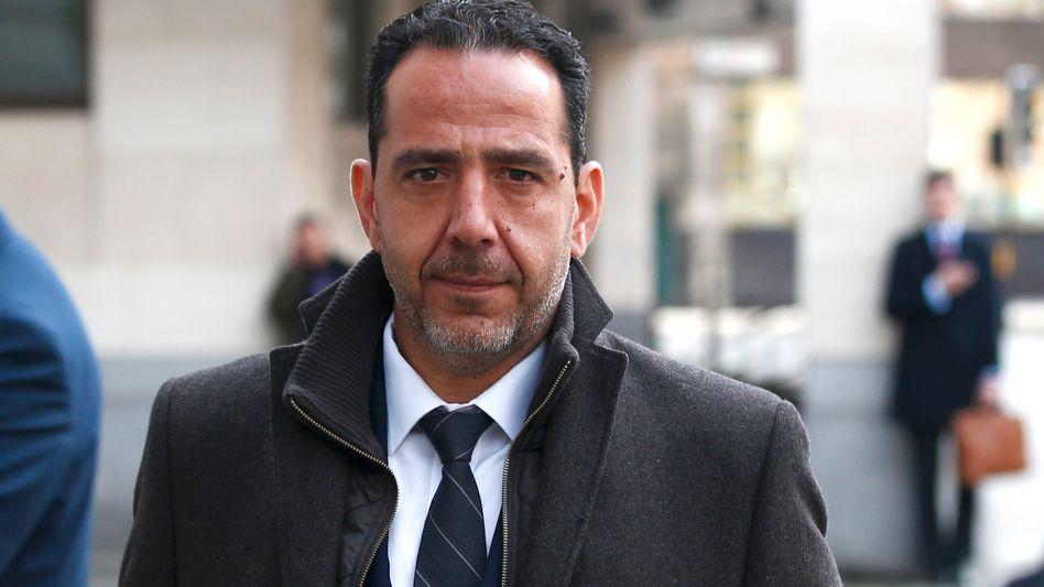 Sitzt in Haft: Christian Bittar, Ex-Starbanker der Deutschen Bank.
