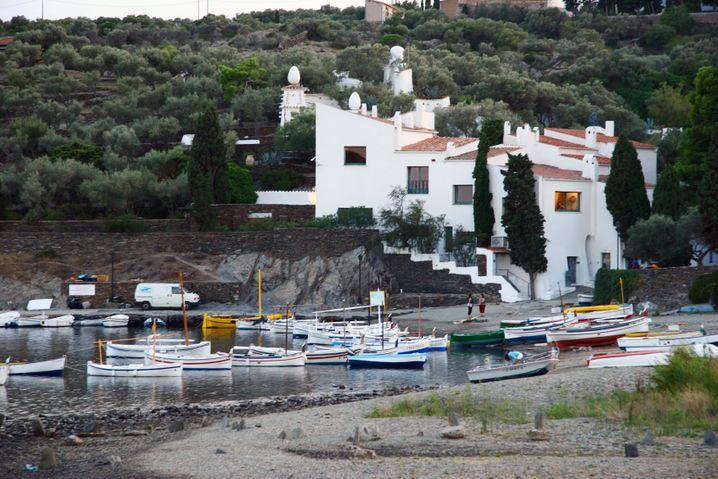 Surrealistische Einblicke: Auf Cap de Creus lässt sich das Werk von Salvador Dali bewundern.