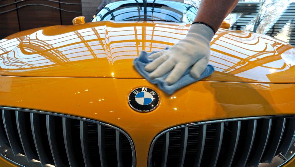 BMW-Sportwagen Z4: Auch in dieses Segment soll die Kooperation reichen