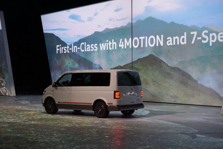 Ein Klassiker in neuer Auflage: Der neue Volkswagen- Transporter T6