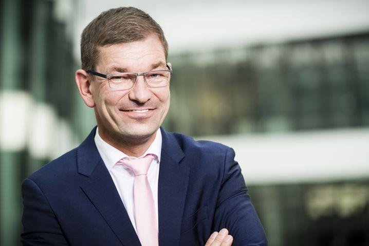 Designierter Audi-Chef: Markus Duesmann soll den Ingolstädter Autobauer wieder nach vorne bringen