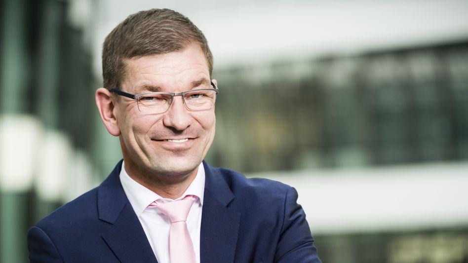 Hohe Erwartungen: Audi-Chef Markus Duesmann