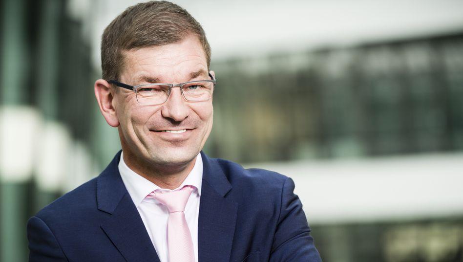 Der Ex-BMW-Einkaufsvorstand Markus Duesmann ist ab 1. April 2020 neuer Audi-Chef