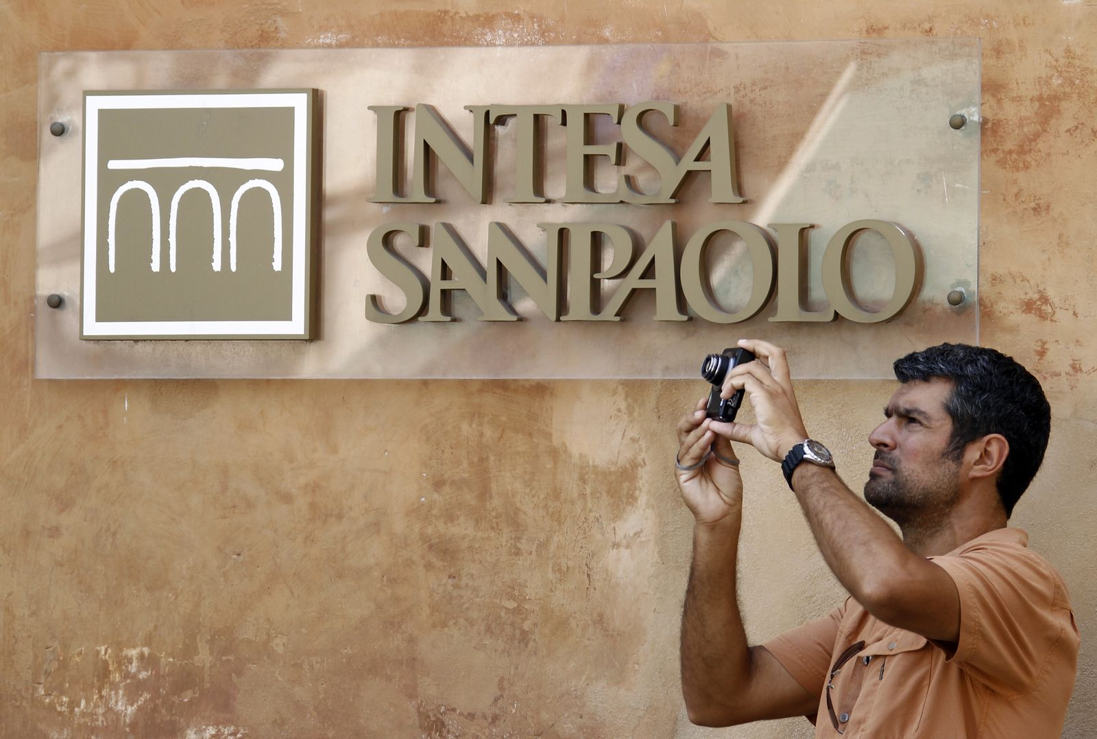 Italien / Bank / Intesa Sanpaolo