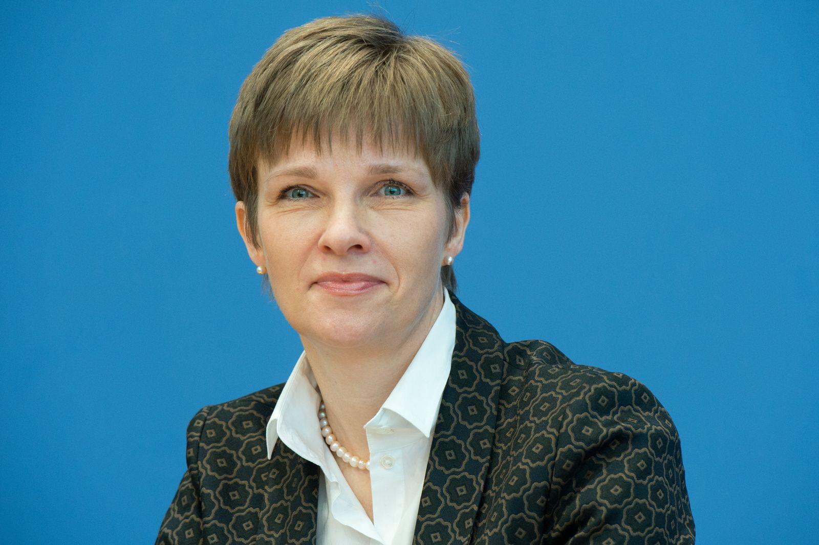 Claudia Buch Bundesbank Vize