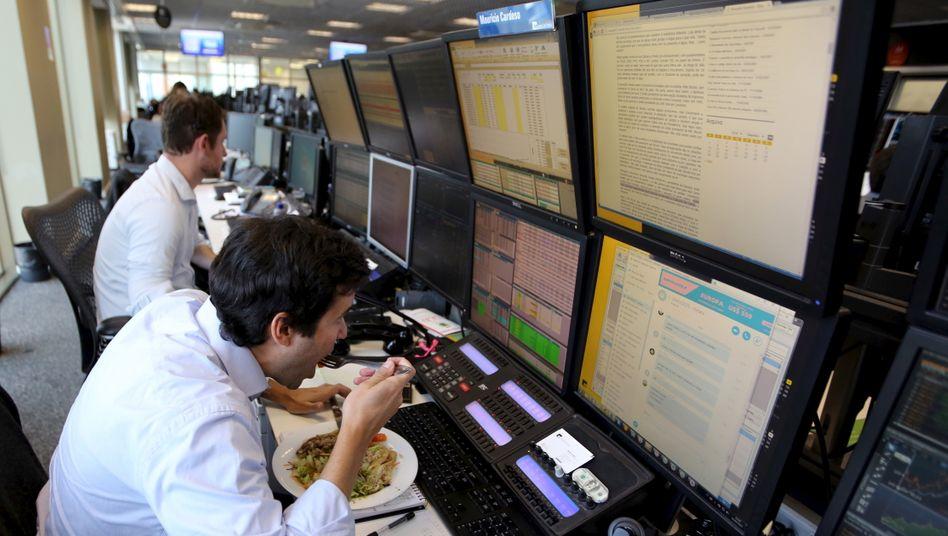 Desktop Dining: Der Hunger treibt's rein