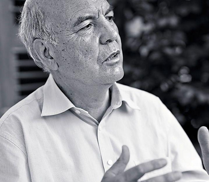 Wolfgang Scholl im Gespräch