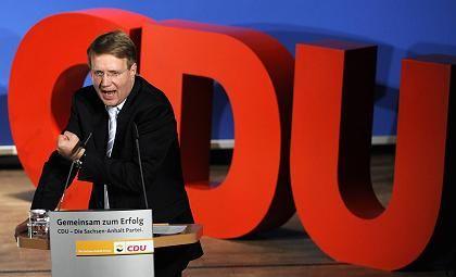 """Der Gegner: Politiker Pofalla fährt forsche Angriffe gegen die """"Heuschrecken"""""""