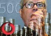 Großaktionäre kritisieren sein teures Gehaltspaket: Vodafone-Chef Chris Gent