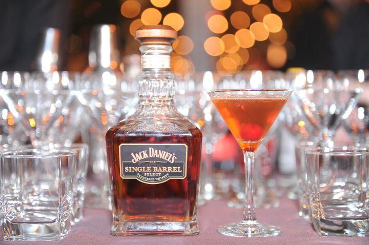 Jack Daniels wäre von EU-Vergeltungszöllen ebenfalls betroffen