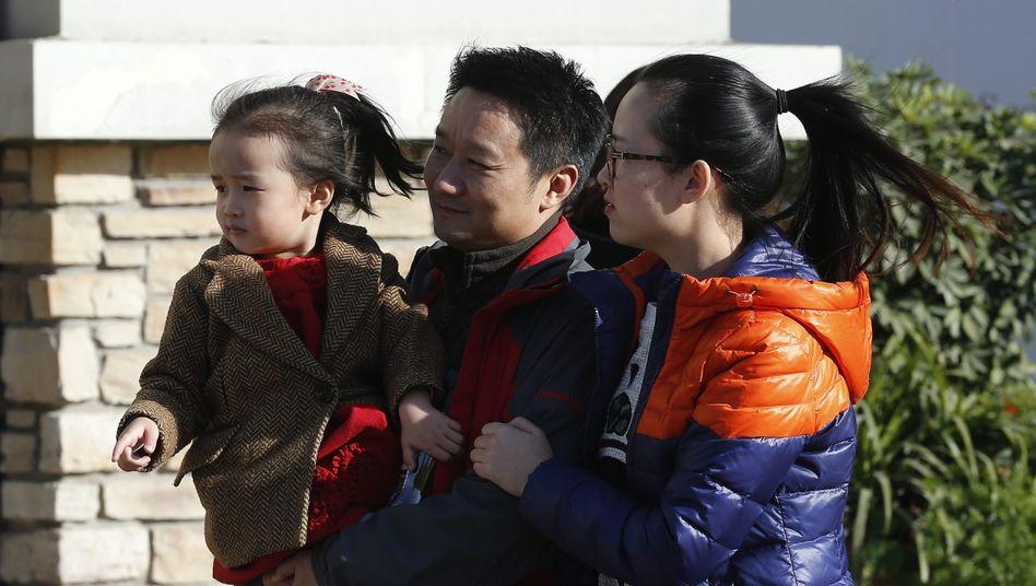 Abkehr von der Ein-Kind-Politik: Erst 2016 wurde chinesischen Paaren erlaubt, zwei Kinder in die Welt zu setzen