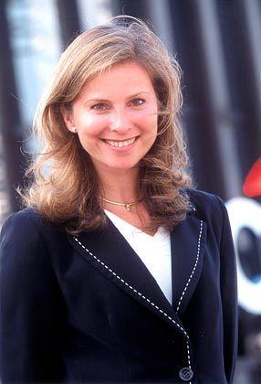 Christine Licci: Die 40-jährige Ex-Deutschland-Chefin der Citibank verantwortet seit Anfang Januar bei der HypoVereinsbank (HVB) das deutsche Geschäft mit Privatkunden