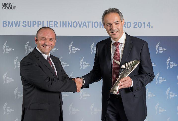Der nächste Diess-Krieger: Murat Aksel wechselt von BMW zu VW.