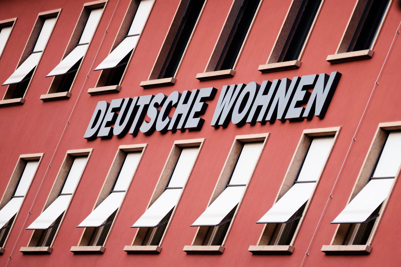 Börsennotierte Wohnungsgesellschaft Deutsche Wohnen
