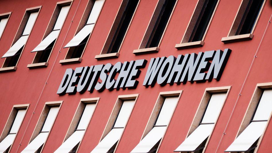 Immobilien-Konzerne wie die Deutsche Wohnen kommen bislang gut durch die Corona-Krise