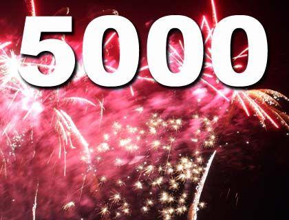 Wieder über 5000 Punkten: Der Dax hatte das letzte Mal am 12. Oktober über der Marke von 5000 Zählern gestanden