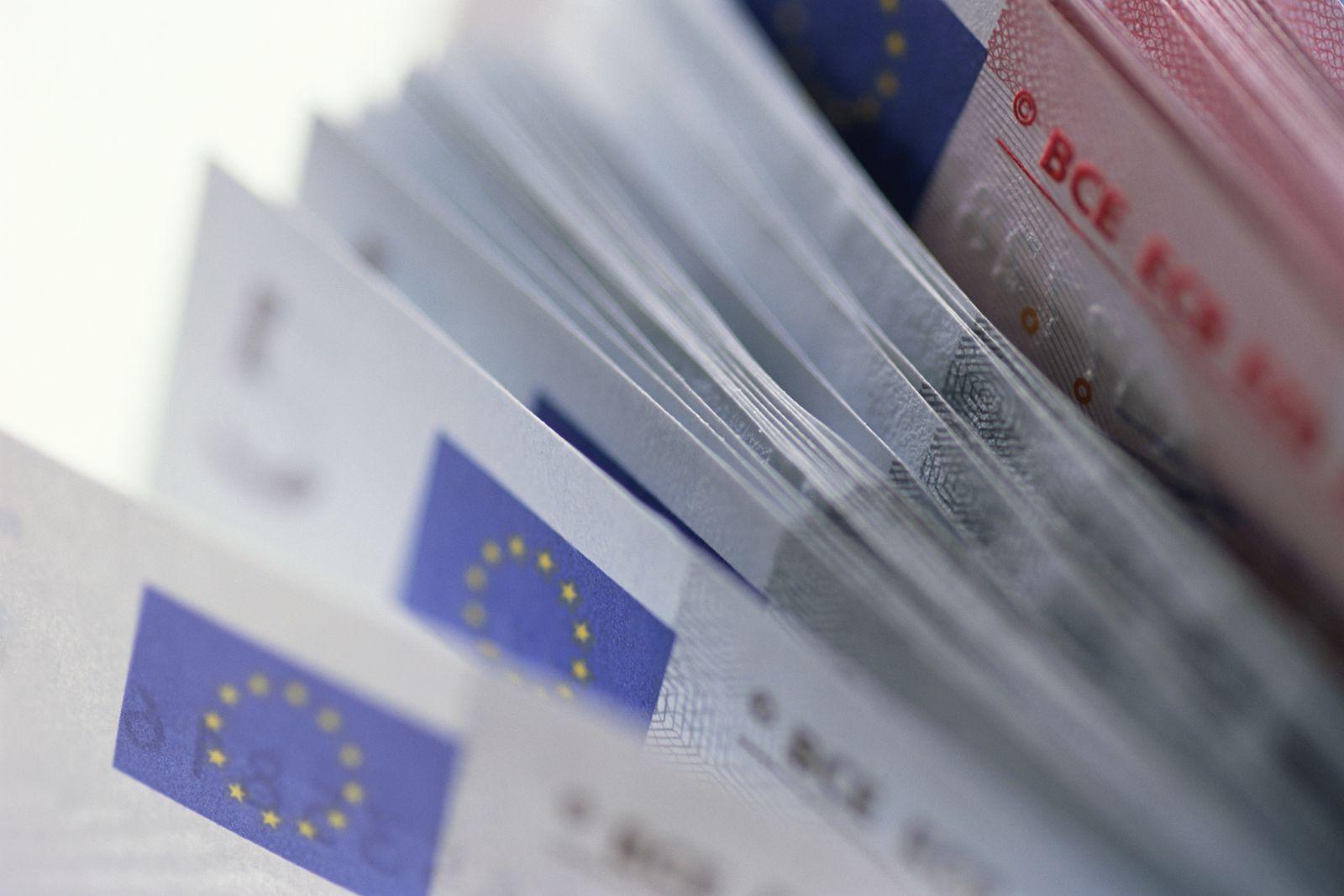 NICHT MEHR VERWENDEN! - Euro / Euroscheine / Geldscheine