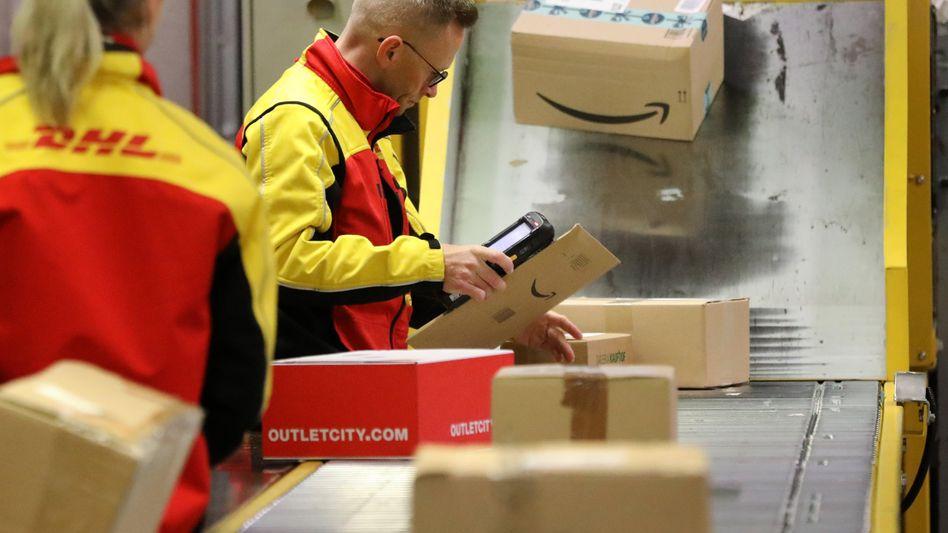 Deutsche Post will DHL mit Billigtochter Delivery zusammenschließen
