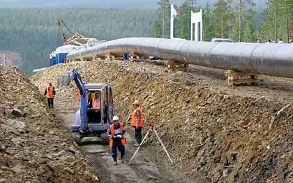 Gas-Pipeline: Ostsee-Konsortium hat mit Gasunie einen neuen Partner