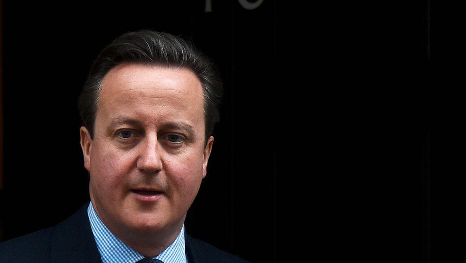 Fahrlässige Salamitaktik: David Cameron