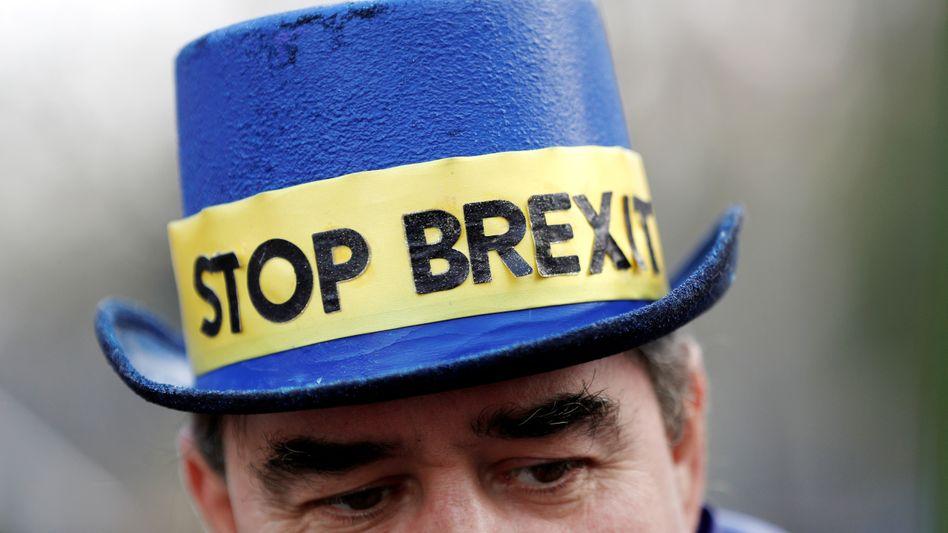 """Brexit: Großbritannien muss in einem Jahr die EU verlassen. Ein funktionierendes Innovationsmanagement, das ein """"Stopp"""" bei sich verändernden Rahmenbedingungen auslösen würde, haben die Brexiteers nicht"""