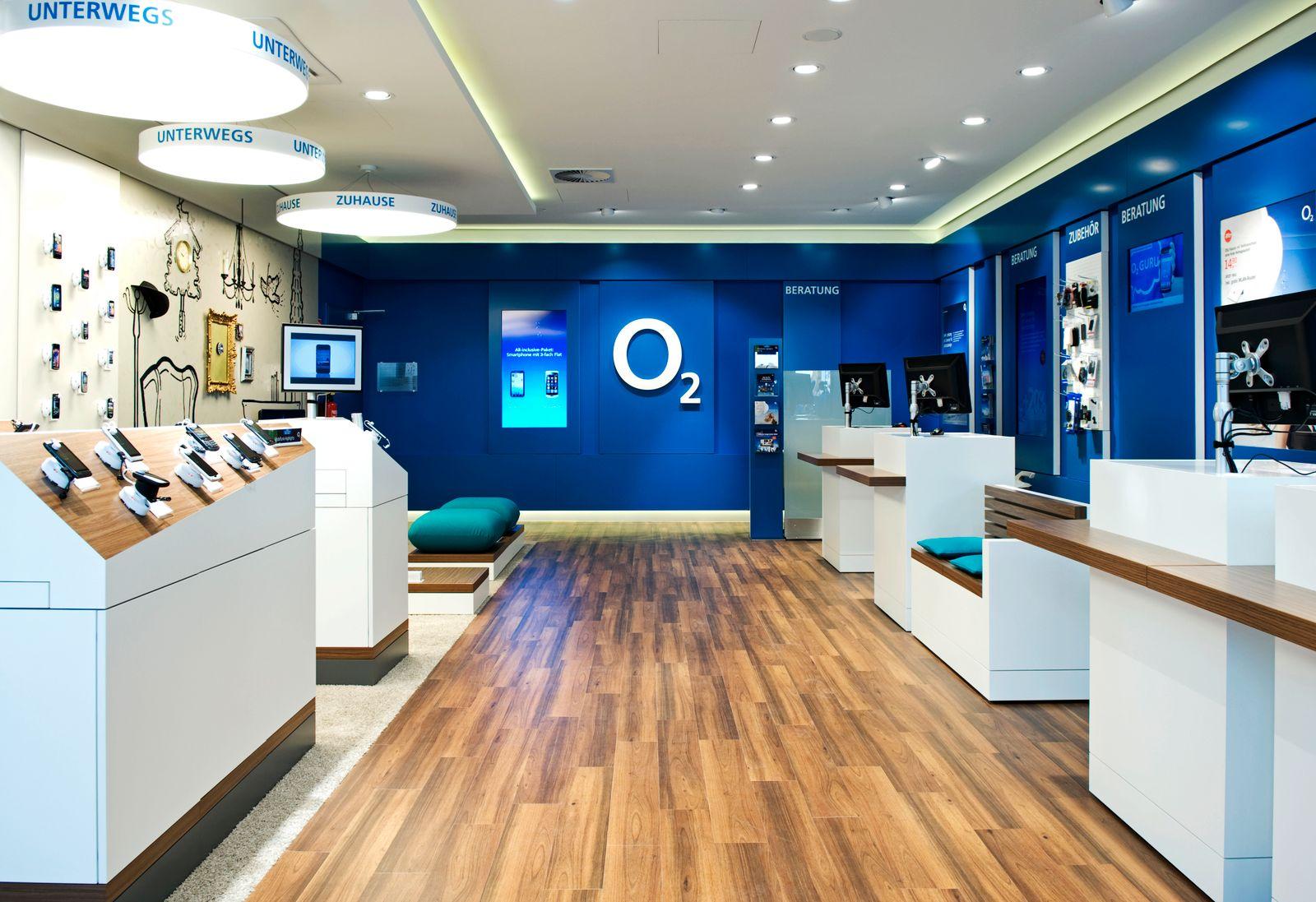O2 Shop / Ulm