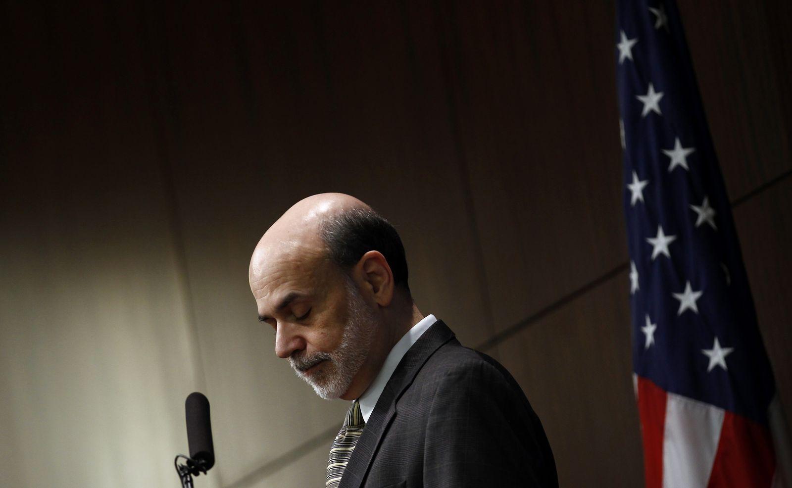 Chairman FED / Ben Bernanke / Federal Reserve