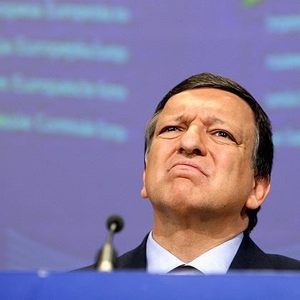 Ratlos: EU-Kommissionspräsident Barroso sucht nach einer Lösung