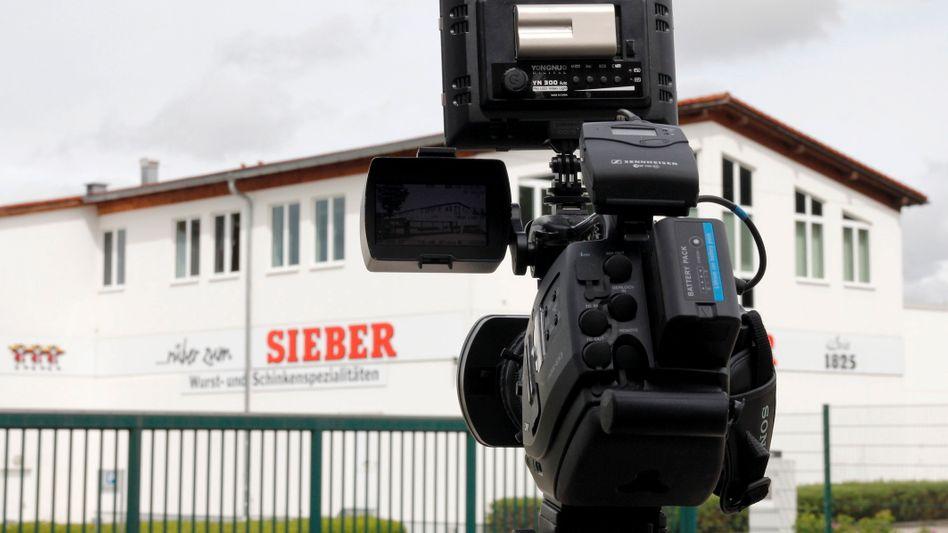 Sieber in Bad Tölz: Auf den Produktionsstopp folgt der Insolvenzantrag