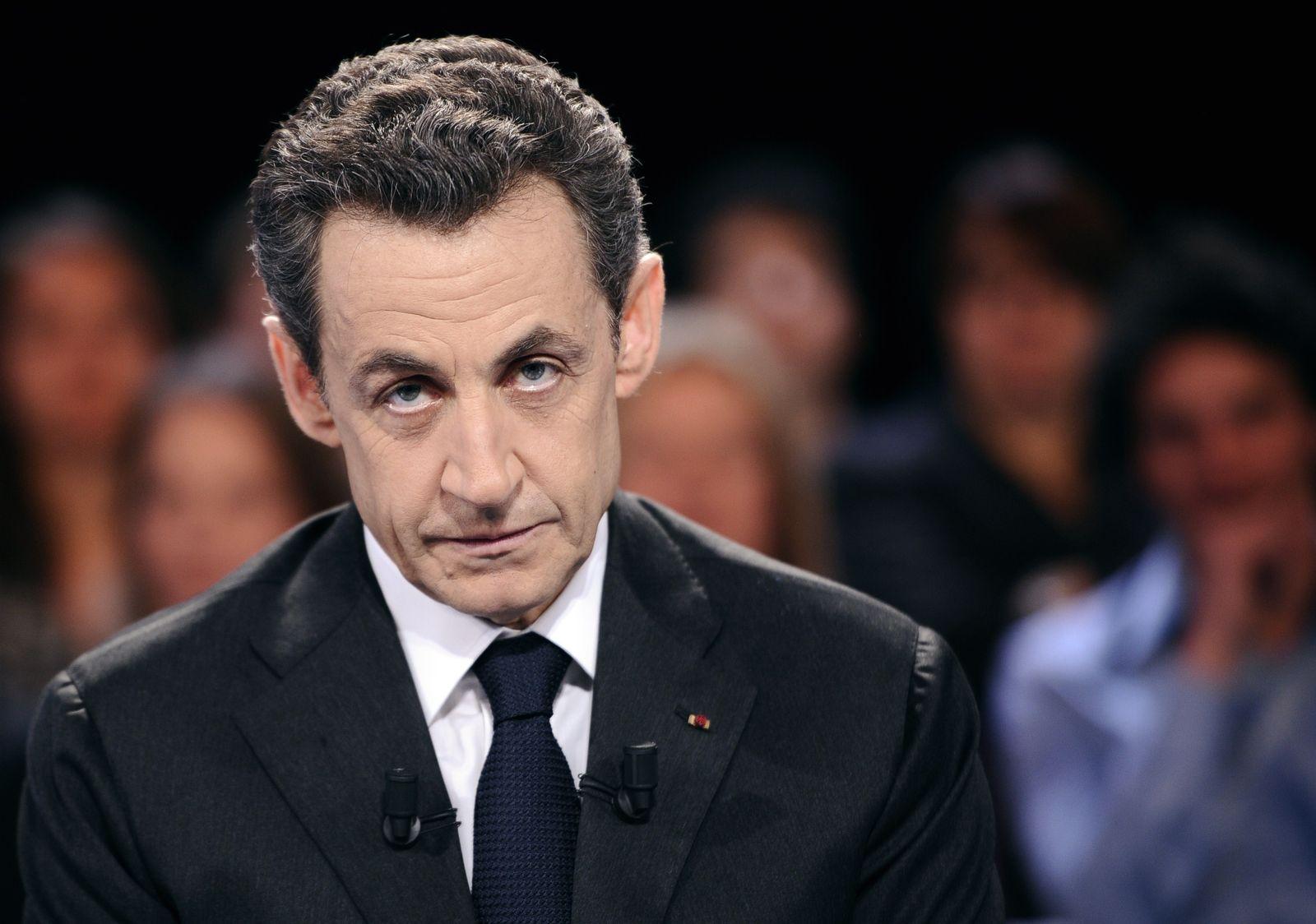 Sarkozy campaign