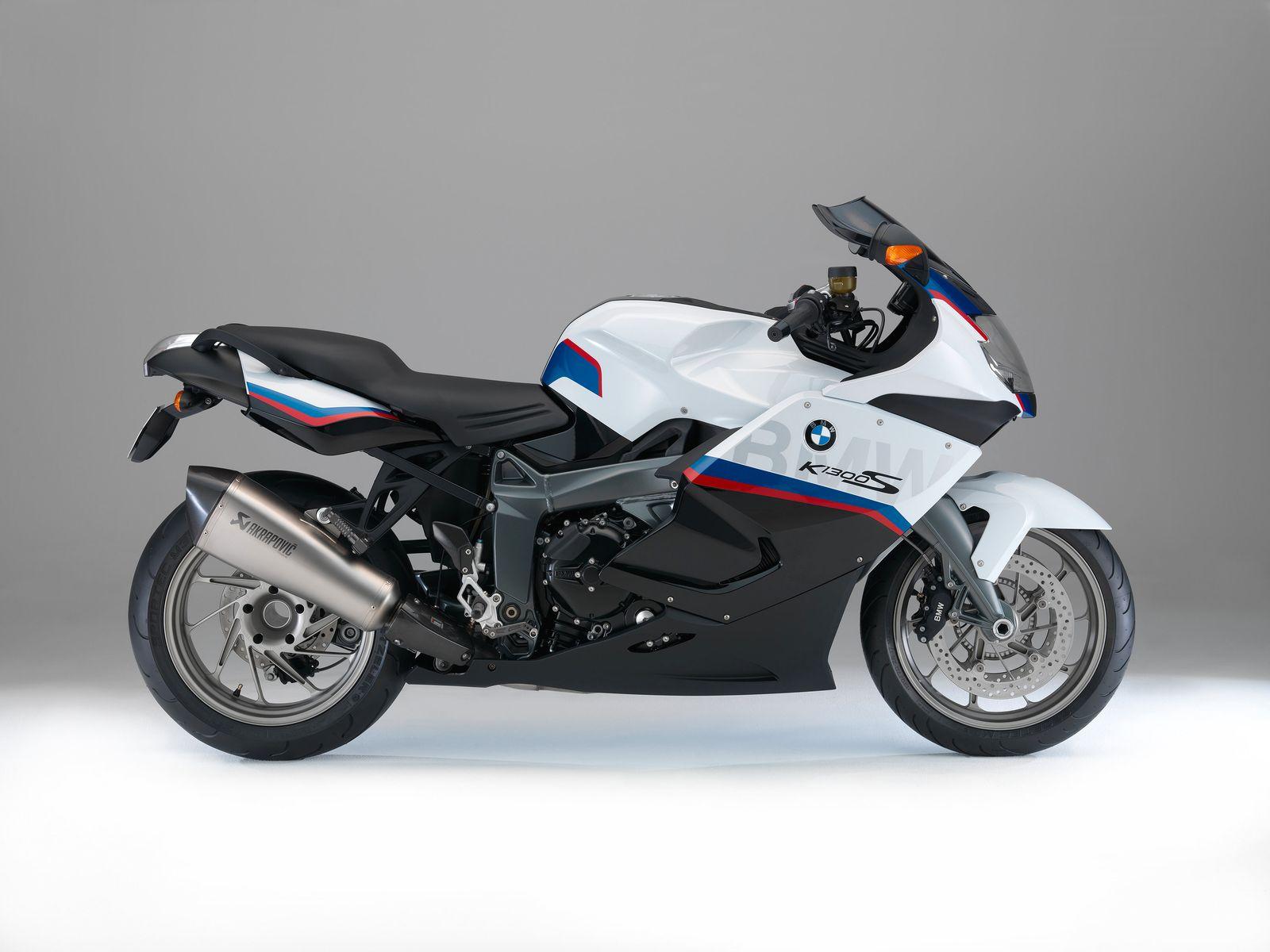 EINMALIGE VERWENDUNG BMW-Motorräder:Sportliches Sondermodell und neue Extras