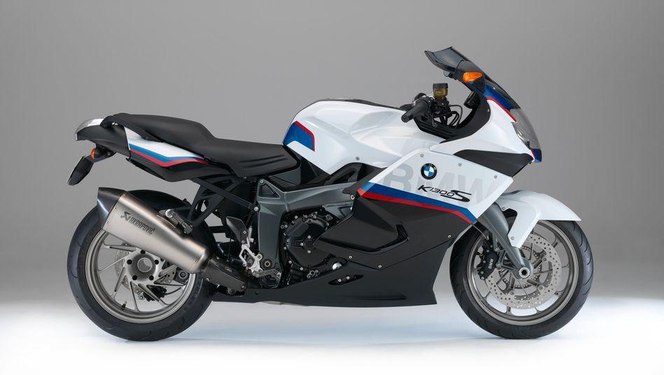 Nachgeschärft: Das Sondermodell BMW K 1300 S Motorsport