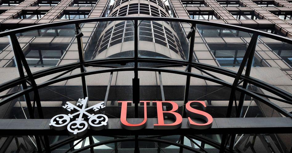 Epizentrum des Skandals: Londoner UBS-Filiale