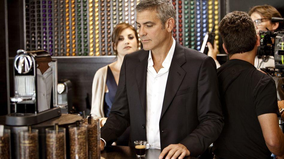 US-Schauspieler George Clooney im Nespresso-Spot: Sind Parodien erlaubt?