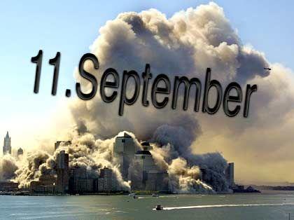 Das Wort des Jahres 2001: Der 11. September