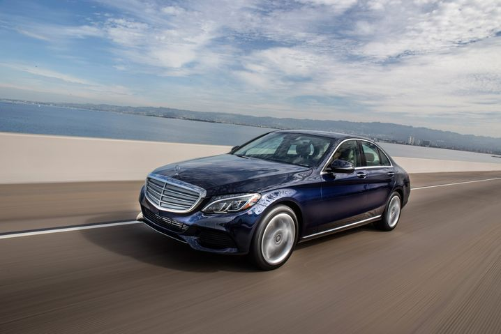 Mercedes-Benz C-Klasse: Hält sich trotz leichtem Rückgang auf Jahressicht in den Top 5