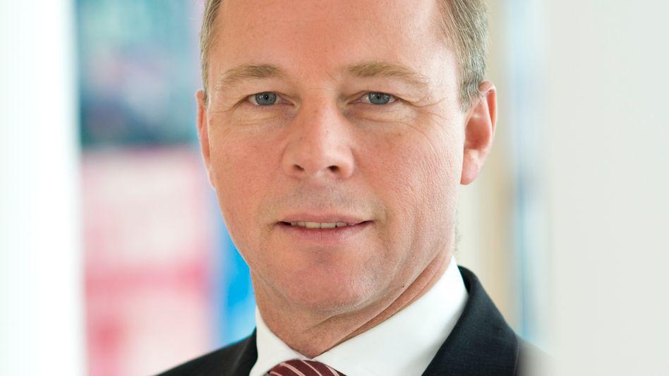 Michael Heise, Chefvolkswirt der Allianz, glaubt an die Währungsunion