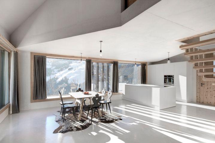 Leben wie die Architekten nebenan: La Pedevilla