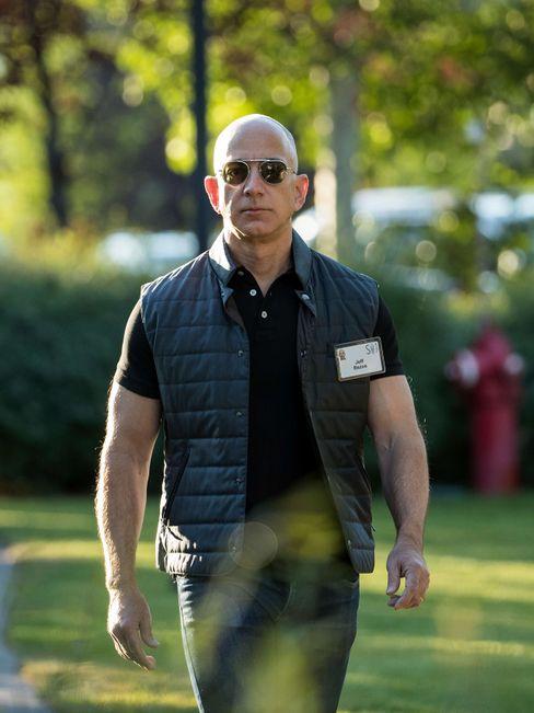 Cocktails, Messer und eine abgerissene Fingerkuppe: Die persönlichen Bekenntnisse des Jeff Bezos
